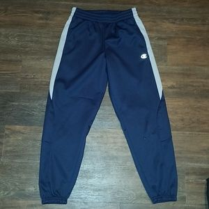 Champion navy joggers pants size 14 16